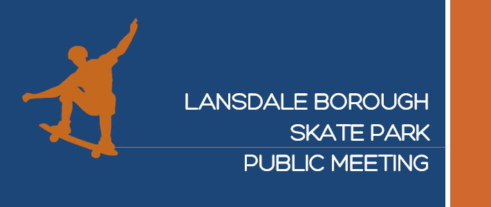 skatepark meeting graphic
