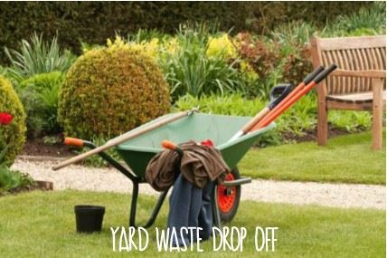 yard waste drop off
