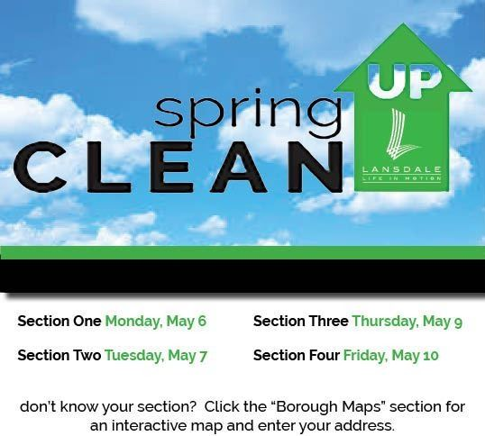 Spring Clean Up 2019