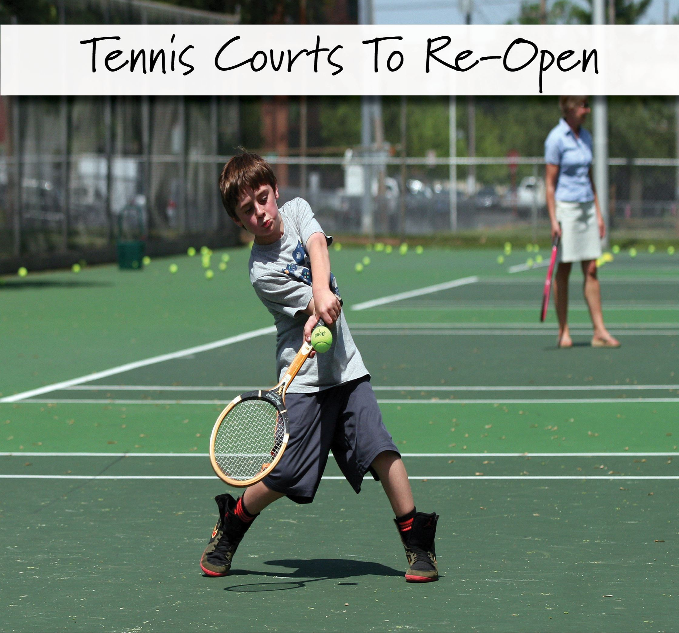 Tennis Courts Reopen 5.19320
